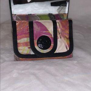 Kipling multicolor wallet!! :)